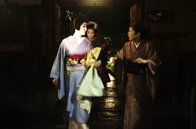 Geisha Hunting