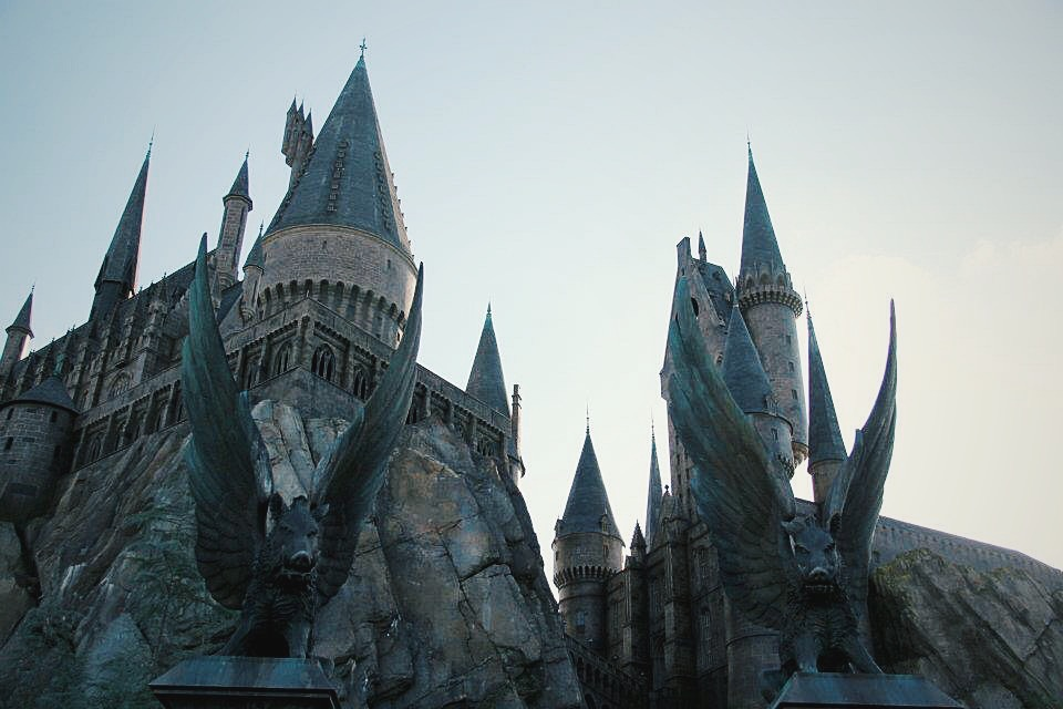 WWoHP Orlando Hogwarts