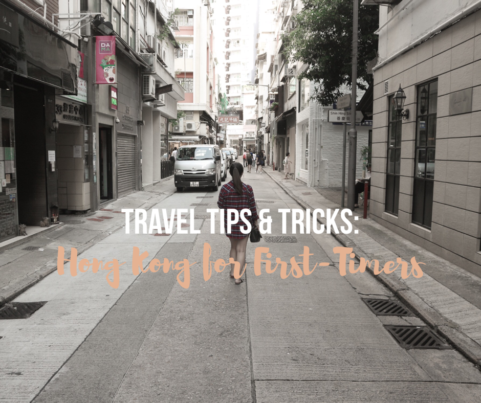 Hong Kong for First-Timers